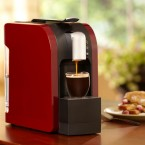 Starbucks'nbsp;Verismo 580 Brewer sells for $199, and ships with a box a Latte Pods.