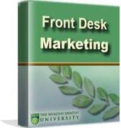 Front Desk Dental Marketing Machine
